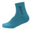 Woolpower 400 Logo Socks Kids dolphin blue